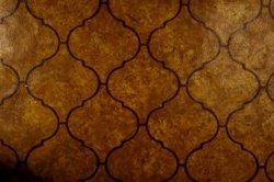Bevorzugt krebserregenden Asbestfasern in PVC-Platten OT03